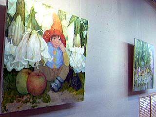 """В галерее """"Нефта"""" открылась выставка с необычным названием """"Дурман"""""""