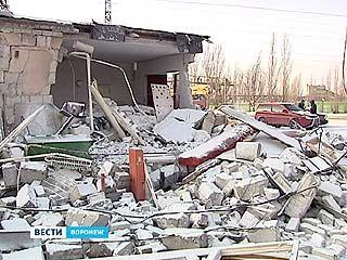 В гаражном кооперативе на переулке Отличников прогремел взрыв