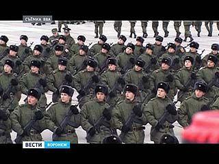 В главном параде страны примут участие первокурсники ВВА
