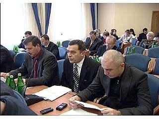 В гордуме прошло первое чтение бюджета Воронежа на 2007-ой год