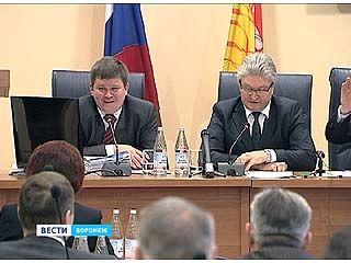 В Гордуме утвердили новых заместителей мэра Воронежа