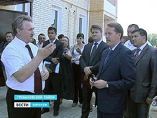 В Грибановском районе есть потенциал для развития экономики