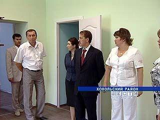 В Хохольском районе заждались губернатора Алексея Гордеева