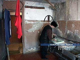 В Хреновом люди живут в экстремальных условиях