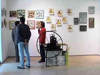 """В художественной галерее """"Хлам"""" открылась выставка гравюр"""