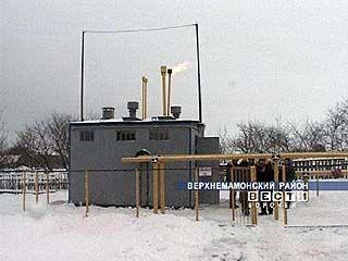 В Ильинке к газопроводу подключат 70 домовладений