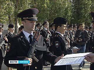 В Институте МВД 336 студентов со всей России приняли присягу