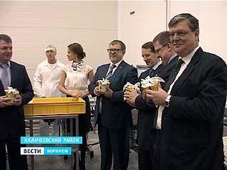 В Калаче дан старт совместному российско-датскому производству сыров