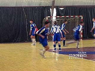 В Калаче прошли соревнования по мини-футболу