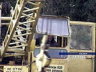 В Калаче строят автомобильную развязку