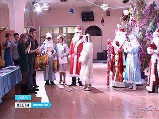 В Калаче впервые решили выбрать лучшего Деда Мороза и Снегурочку