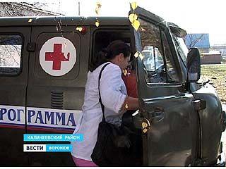 В Калачеевском районе появляются новые станции скорой помощи