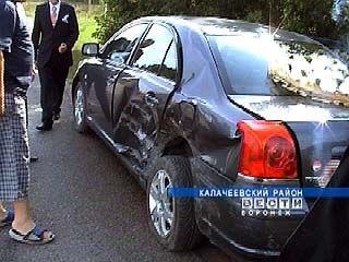 В Калачеевском районе свадьба едва не обернулась трагедией