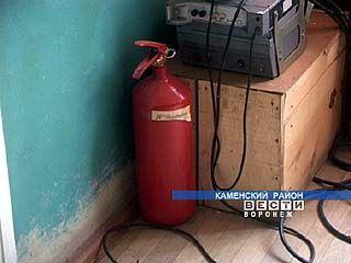 В Каменском районе не соблюдаются требования пожарной безопасности