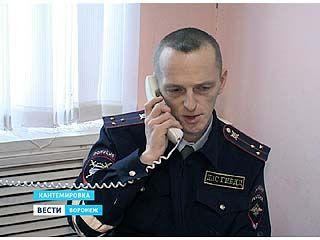 В Кантемировском районе работает честный сотрудник ГИБДД