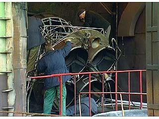 В КБХА прошло огневое испытание нового жидкостного ракетного двигателя