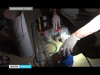 В Коминтерновском районе наркополицейские ликвидировали сразу две лаборатории