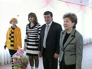 В Коминтерновском районе открылся новый детский сад