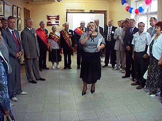 В Коминтерновской управе открылся музей, посвященный истории района