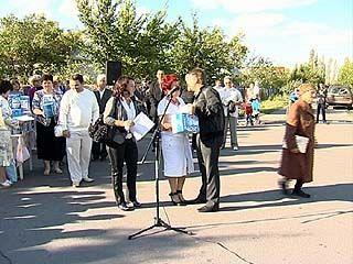 В конкурсе на лучшую улицу Воронежа в этом году победила улица Серова