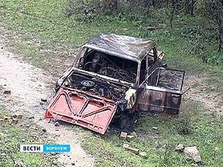 """В Ленинском районе сгорела """"копейка"""""""