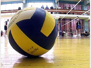 В Лесотехнической академии прошел волейбольный турнир