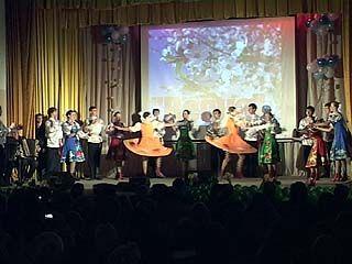 """В Лесотехнической академии в 65 раз наступила """"Весна"""""""