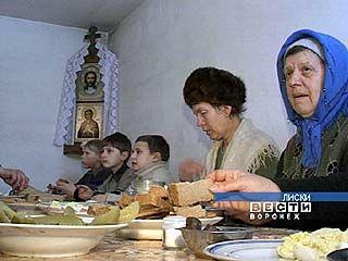 В Лисках открылась столовая для малоимущих