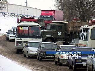 В Лисках произошло ДТП с участием пассажирского транспота