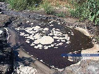 В Лисках разработана программа по улучшению качества воды