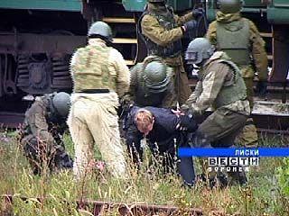 В Лисках завершились масштабные учения спецназа ФСБ