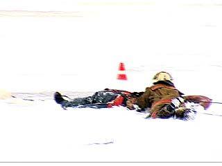 В Лискинском районе под лёд провалились двое второклассников