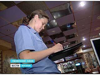 """В Лискинском районе полиция """"нагрянула"""" в один из предполагаемых игровых клубов"""
