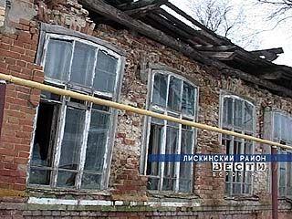 В Лискинском районе разрушаются памятники культуры