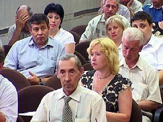 В мэрии обсудили летний отдых школьников