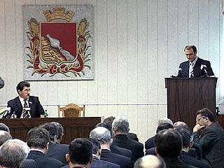 В мэрии состоится заседание горсовета общественных организаций