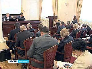 В мэрии Воронежа начали готовить заявки на участие в целевых федеральных программах на 2014 год