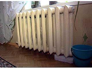 В мэрию поступило 65 жалоб от воронежцев на холодные батареи в квартирах