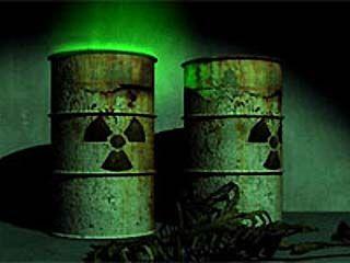 В металлоломе обнаружены контейнеры с радиационной маркировкой