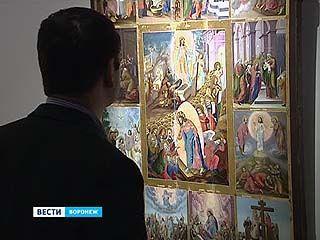 В музее имени Крамского открылась выставка иконописи