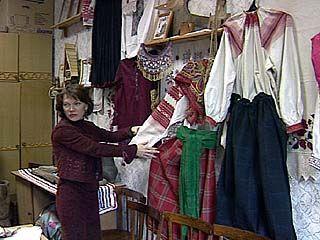 В Музее имени Крамского открывается выставка народного костюма