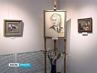 В музее имени Крамского работает юбилейная выставка Григория Гончарова