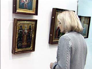 В Музее Крамского открылась выставка художника Стефана Домусчи