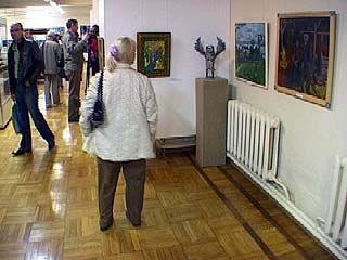 В Музее Крамского представлена экспозиция Валерия Мишунина