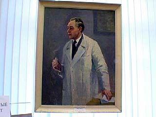 В музее Медакадемии открыта экспозиция в память о Валерии Радушкевиче