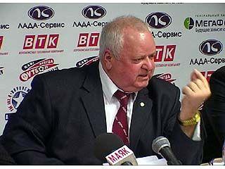 В Музее спорта состоялась пресс-конференция Геннадия Шибаева