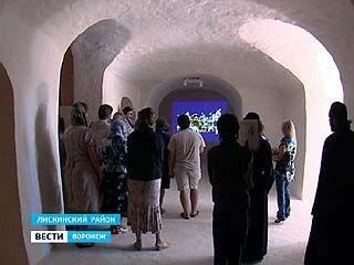 """В музее-заповеднике """"Дивногорье"""" открылась мультимедийная экспозиция"""