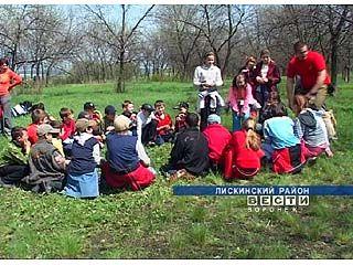В музее-заповеднике Дивногорье устроили праздник для детей