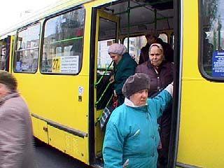 """В начале следующего года на """"народные маршруты"""" поступят новые автобусы"""