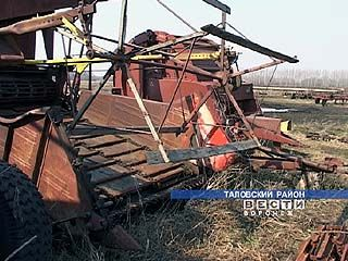 В некоторых хозяйствах Таловского района посевная еще не началась